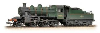 Bachmann 32-828A Class 2MT Ivatt 2-6-0 46526 in BR lined green late crest - weathered